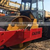 Used DYNAPAC CA251D Single Drum Road Roller /CA25D CA30D CC211 CC422 Compactor