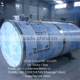 Stainless Steel Milk Cooler Dairy Processing Equipment