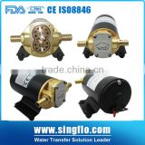 singflo 17l/min 3.8m vegabale food oil gear pump