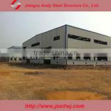 Large Multi-span Steel Frame Structure for mobile houseConstruction Design manufacturering