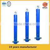tipper hydraulic cylinder , single acting hydraulic cylinder , hydraulic dump trailer parts