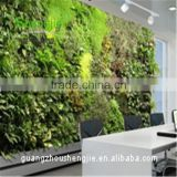 SJLJ013441 wholesale cheap artificial green wall / fake plastic grass wall for wall decoration