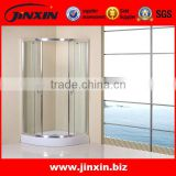 Frameless Glass Sliding Double Shower Door Locking Hardware