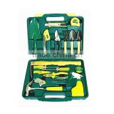 China Gold Supplier New Design 18pcs Garden Tool Kit