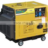 welder generator for sale cheap portable soundproof 186f 5kv diesel electric portable welding machine