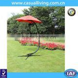 Heavy Durable Steel C Hammock Frame Stand with Canopy