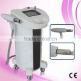 532nm long pulse laser permanent hair reduction device with cooling head PC01