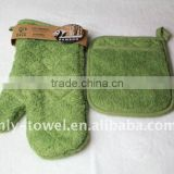 bamboo microwave oven gloves