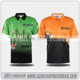 custom green cotton 3d tshirt, kids polo shirts wholesale
