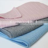 wholesale many lovely colors Cable-Knit Cashmere soft Baby Blanket