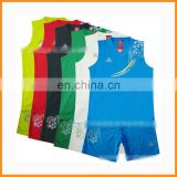 2013 Runtowell basketball jersey green color / basketball uniform design red / custom sublimated basketball uniform