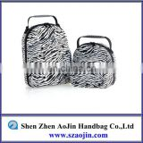 2017 shenzhen fashion style smart tiger custom EVA bag
