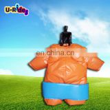 PVC wrestling inflatable sumo suits for competition