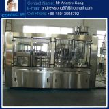 China high quality Monobloc 3 in 1 juice hot filling machine for PET bottle-screw cap