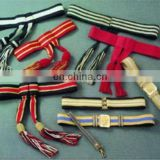 Ceremonial Waist Sashes and Belts | Military Ceremonial Uniform Waist Belts and Sash | Braid Sashes