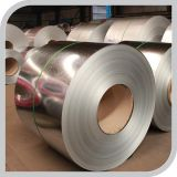 Soft material galvanized steel sheet and galvanized steel coil