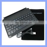 Bluetooth 3.0 Keyboard with Retail Package for iPad Mini Magnetic Aluminum Keyboard