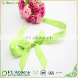 PC apple green gift packing bow