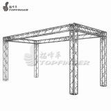 Ceiling Lighting Aluminum Stage truss system truss sound and lighting truss 220x220mmx1.5m