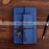 High Quality PU Leather Journal Notebook Wholesale A6