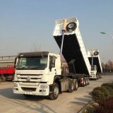 70 tons 3 axle dump trailer