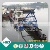 river sand dredging and maintenance bucket chain gold dredger, sand mining machine for sale