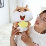 A stuffed toy doll custom-made to shake the same piece around the ingot doll doll small hamster cute mouse grab machine