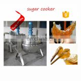 sugar melting boiler,sugar process system,melting machine