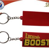 fashion adverting customized promotional soft pvc floating keychain