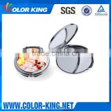 Blank Coated Cheap Portable Sublimation Metal Dressing Mirror