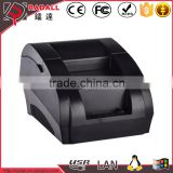 5890K cheap 58mm receipt supermarket 58mm printer a2 micro panel thermal printer barcode printer