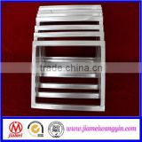 "China Good Quality 9""*19"" Extruded Aluminum Screen Printing Frame/No Mesh Aluminum Screen Print Frame"