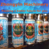 Brewers choice carbonated drinks 2016 beercanning production line beer filling&capping line