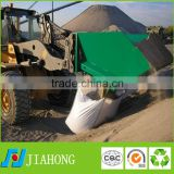 Shandong manufacturer PP jumbo bag/1000kg cicular super sack/U-type big bag /PP FIBC Bag (for sand,building material,food)