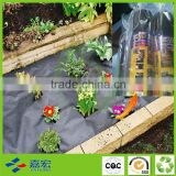89gsm pp, small roll or Cutting piece soft pp non woven fabrics used for out door plant cover or weed mat