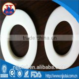 100% virgin Teflon white PTFE shim pad seal ring