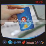 MDC306 5542 original ic chip card PVC printing smart card                                                                         Quality Choice