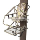 Hang On Tree Stand with seat/hunting tree stand/climbing tree stand