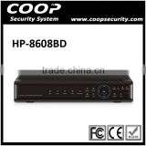 CCTV Security System Standalalone DVR Full D1 4CH P2P DVR HDMI 8CH H.264 DVR