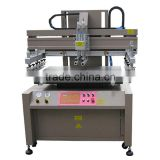 Acrylic sheet flat bed screen printing machine