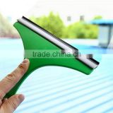 Car Window Glass Windshield Cleaner Rubber Wiper Squeegee Shower Shaver Scraper