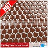 Factory direct supply mixed color mosaic tile sticker for home decoration