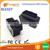 Free app obd bluetooth plug adapter ELM 327 case for all cars