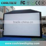 Best quality all size available inflatable screen advertising                                                                         Quality Choice