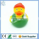 Wholesale Lovely Yellow Vinyl Duck,rubber bath duck,vinyl duck baby toys