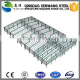 heavy design steel frame structure building                                                                         Quality Choice