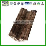 PVC Marble Stone Moulding Plastic Decorated Profile                                                                         Quality Choice