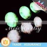 Printed New Abstract Pattern on Glow In The Dark Charm Fashion Costume Jewelry for Both Necklaces and Bracelets