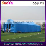 commercial blue inflatable tent inflatable warehouse tent for storage,inflatable tent large