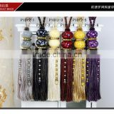High-end curtain hanging ball/bind/ drops,rhinestone crystal ball -12
